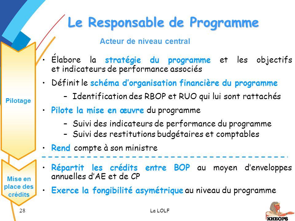 La LOLF Education nationale - ppt télécharger