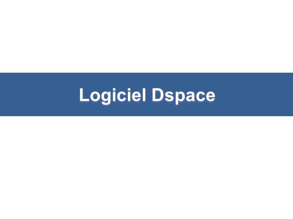 Logiciel Dspace alimentation