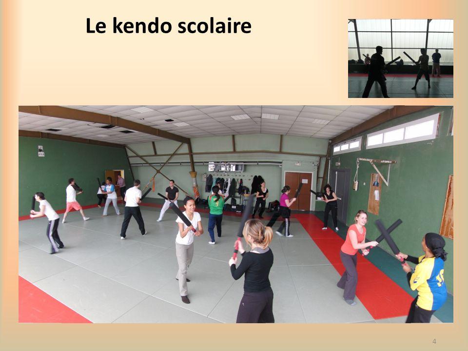 Le kendo scolaire
