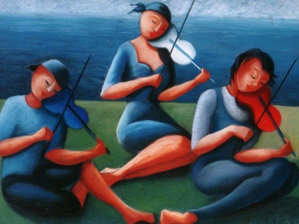 Les violons d'Acadie Paulette Foulem