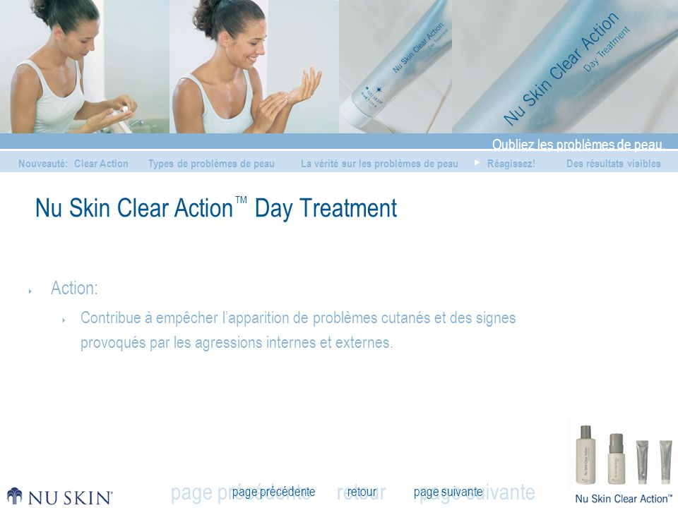 Nu Skin Clear Action™ Day Treatment