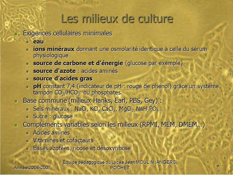 Équipe pédagogique du Lycée Jean MOULIN (ANGERS)
