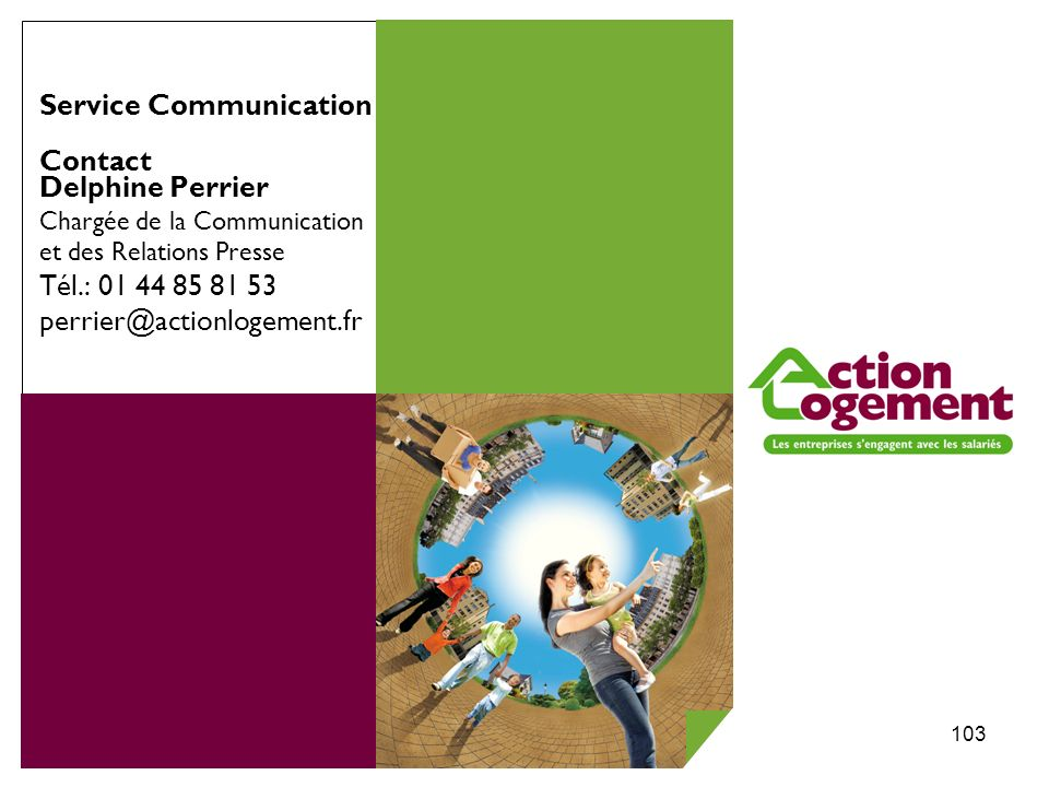 Service Communication Contact