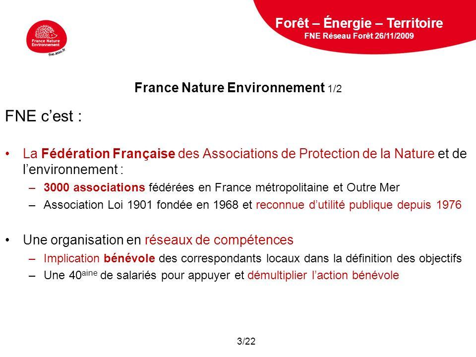France Nature Environnement 1/2