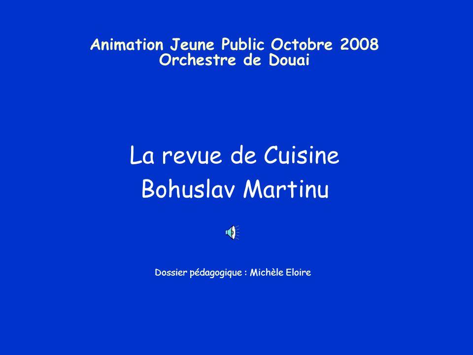 Animation Jeune Public Octobre 2008 Orchestre de Douai