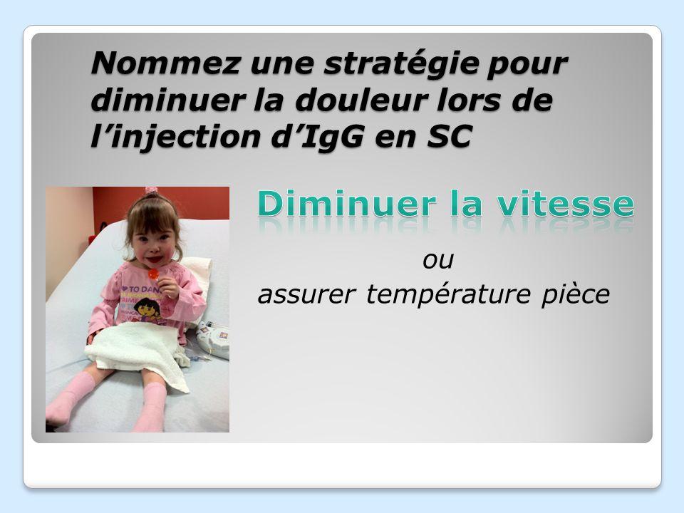 assurer température pièce
