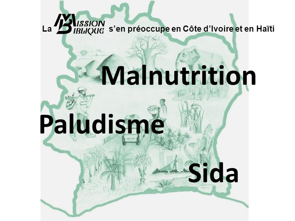 Malnutrition Paludisme Sida