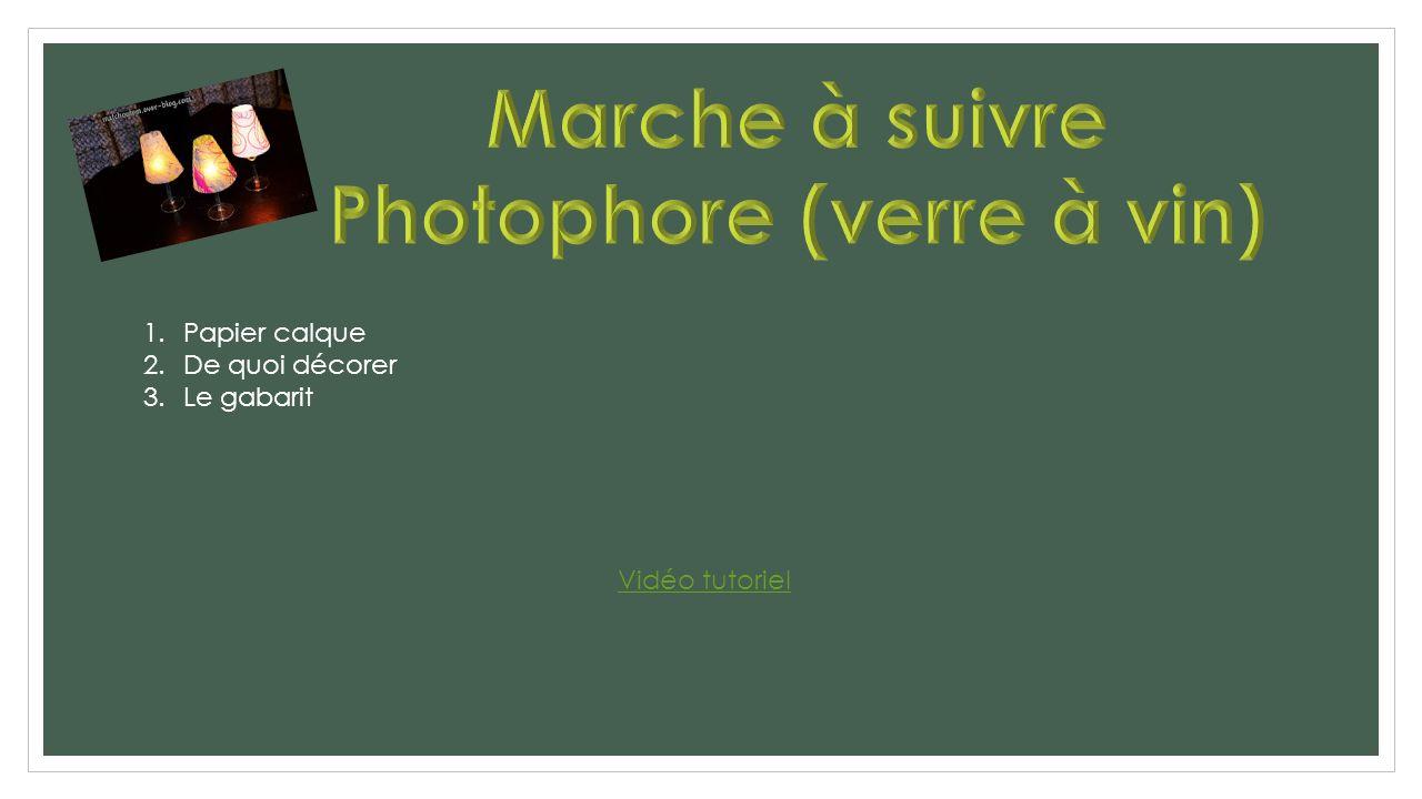 Photophore (verre à vin)