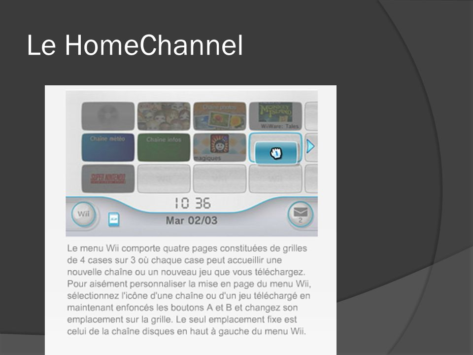 Le HomeChannel
