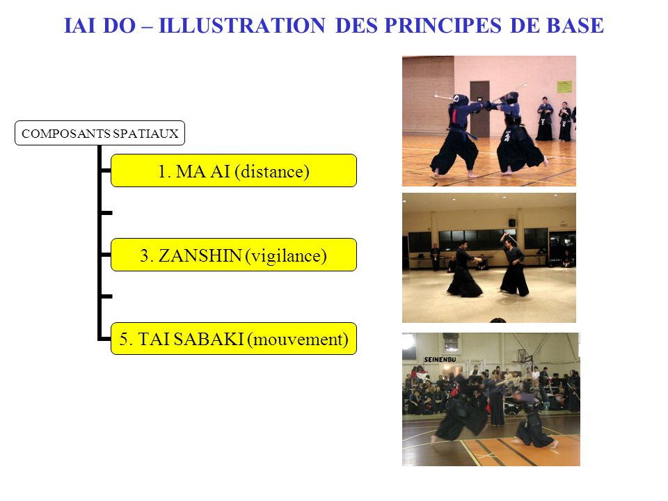 IAI DO – ILLUSTRATION DES PRINCIPES DE BASE