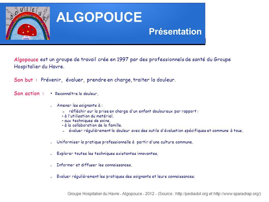 ALGOPOUCE Présentation