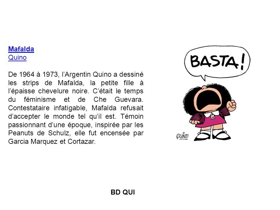 Mafalda Quino.