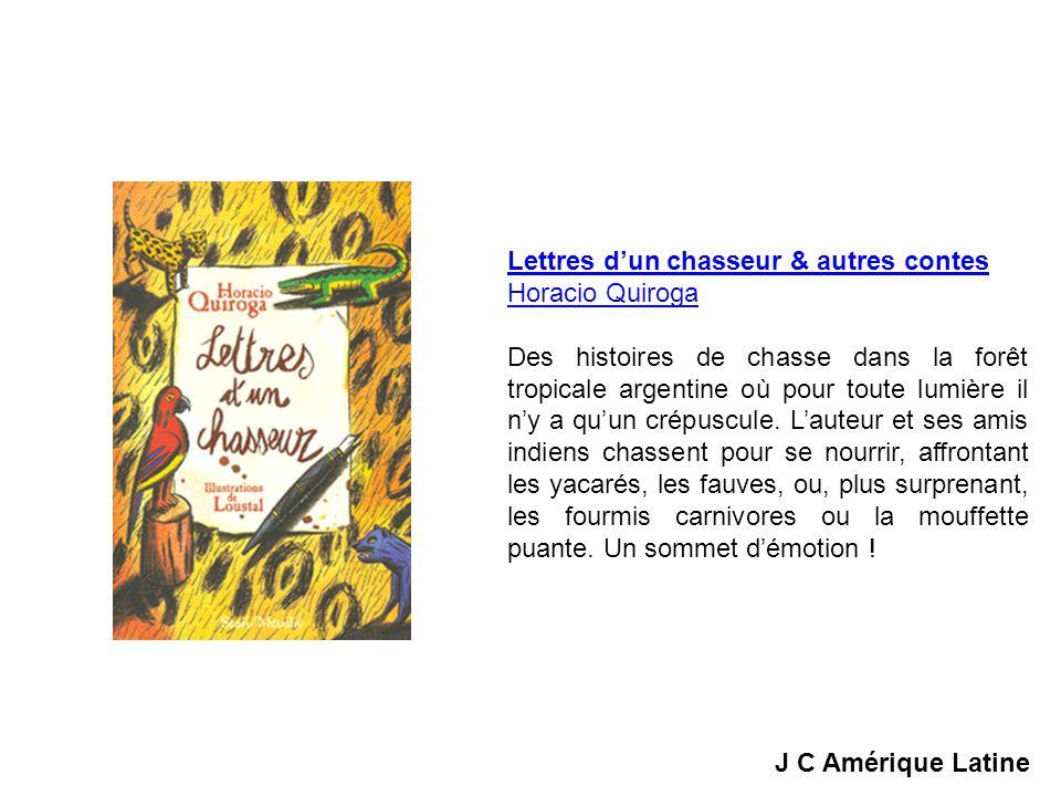 Lettres d'un chasseur & autres contes