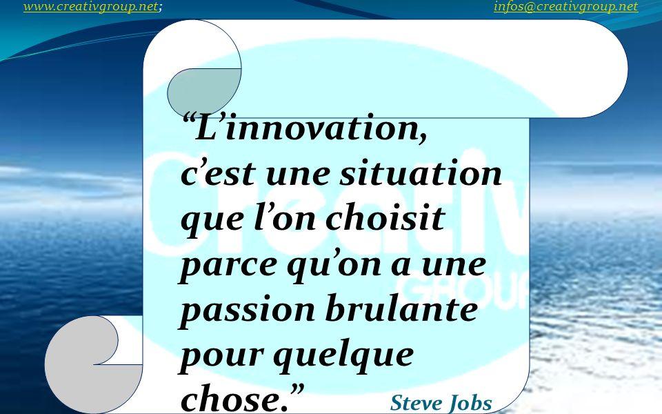 www.creativgroup.net; infos@creativgroup.net