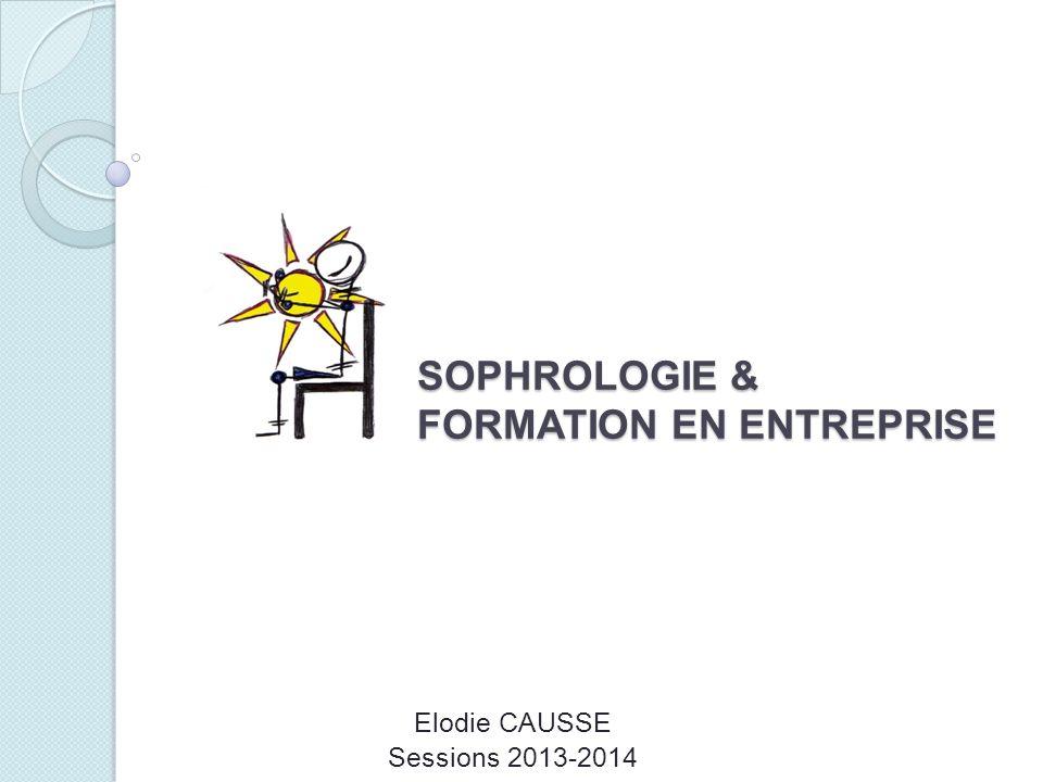 SOPHROLOGIE & FORMATION EN ENTREPRISE