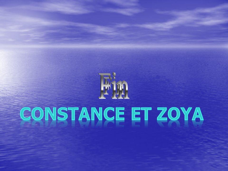 Fin Fin Constance et Zoya
