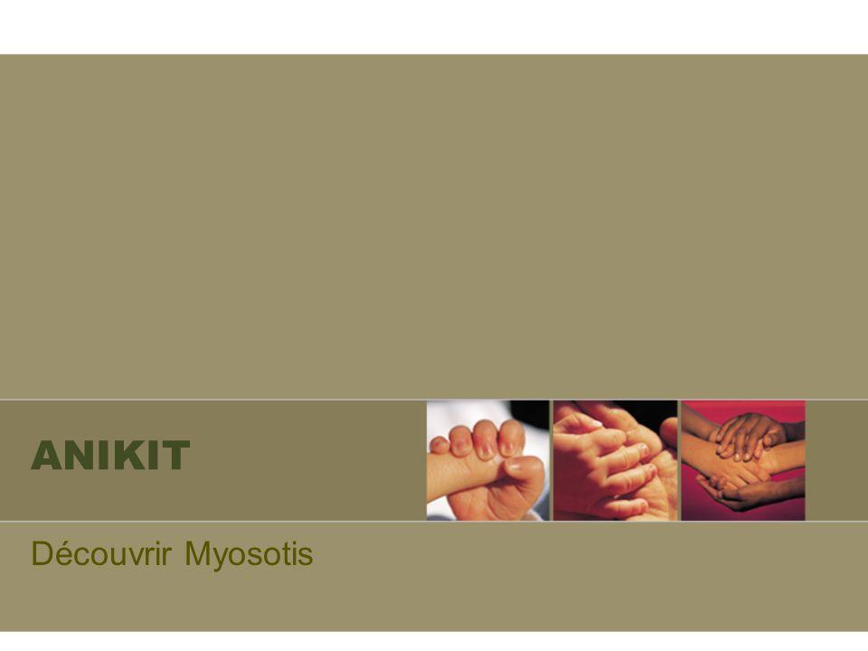 ANIKIT Découvrir Myosotis