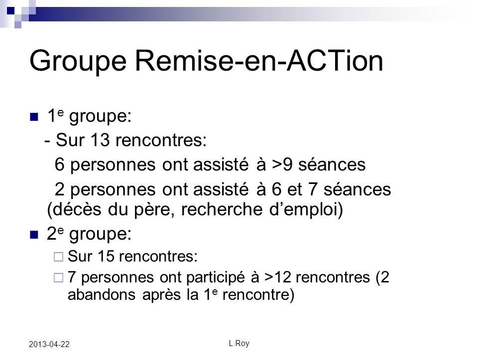 Groupe Remise-en-ACTion