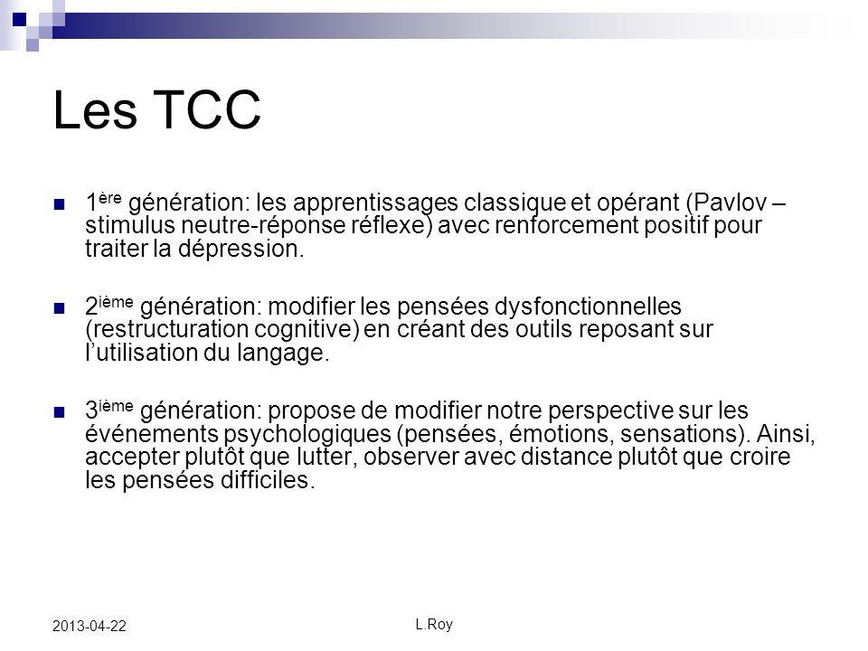 Les TCC