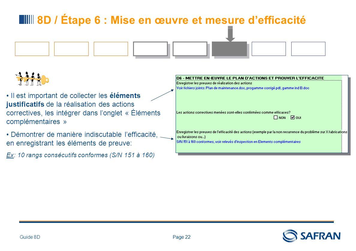 8D / VUE DETAILLEE – ETAPE 7