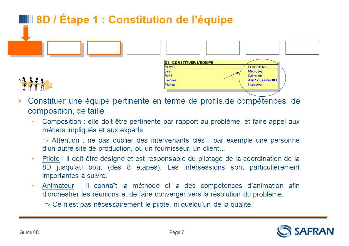 8D / VUE DETAILLEE – ETAPE 2