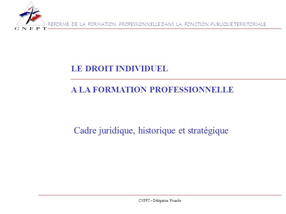 CNFPT – Délégation Picardie