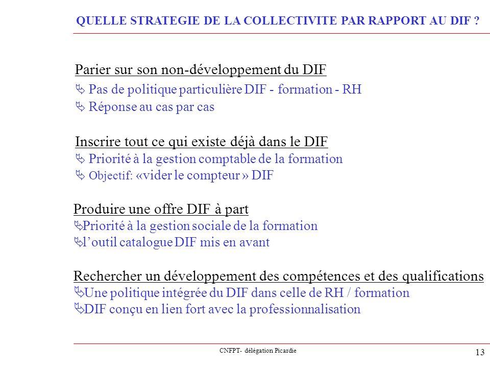 CNFPT- délégation Picardie
