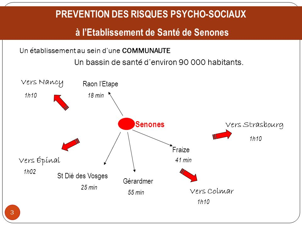PREVENTION DES RISQUES PSYCHO-SOCIAUX