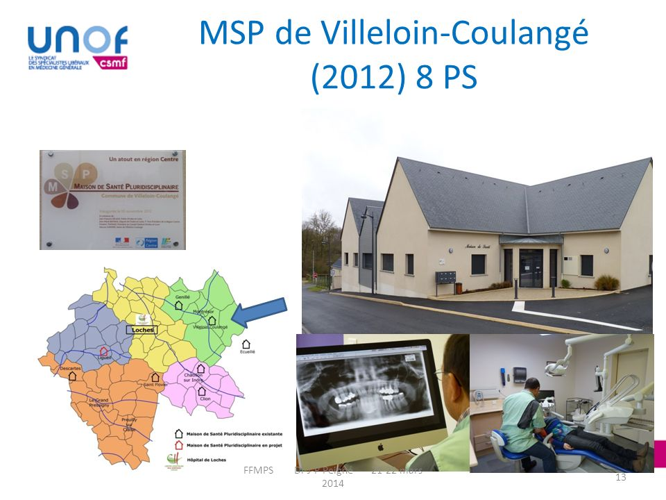 MSP de Villeloin-Coulangé (2012) 8 PS