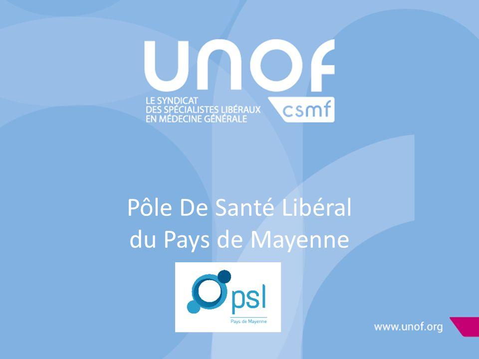 Pôle De Santé Libéral du Pays de Mayenne