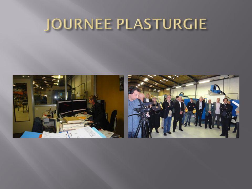 JOURNEE PLASTURGIE