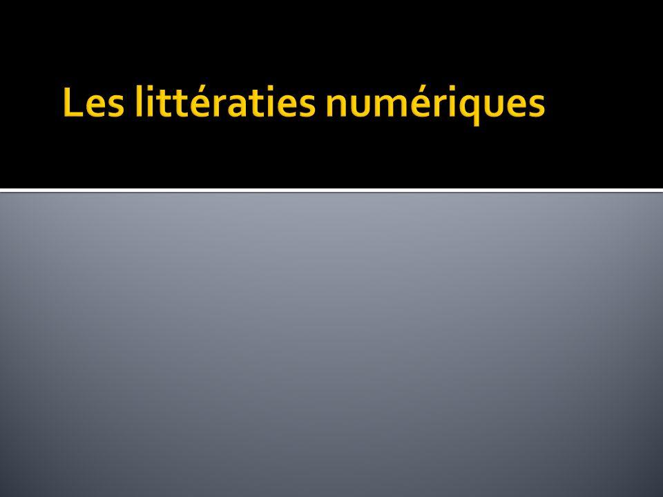 Les littératies numériques