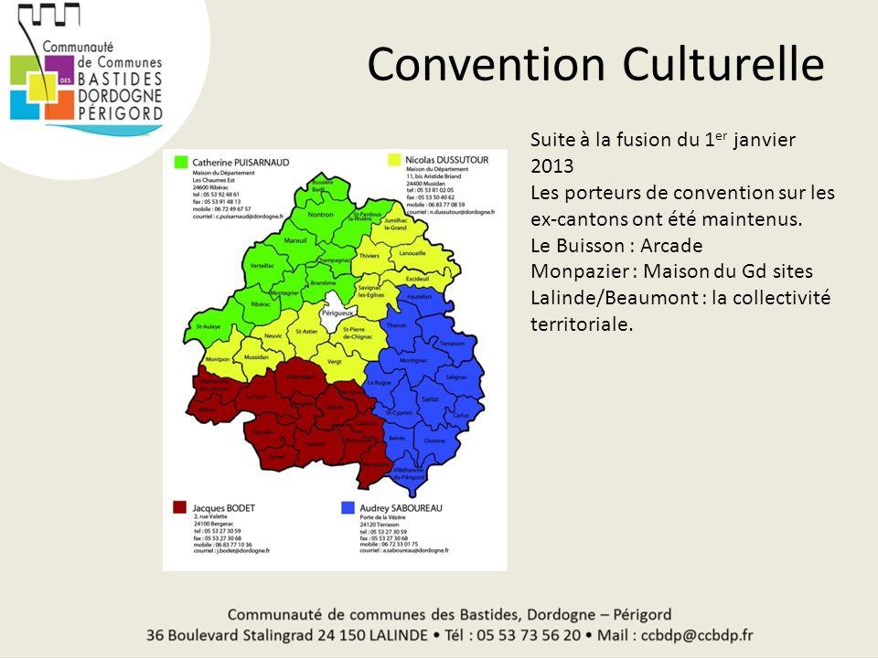 Convention Culturelle