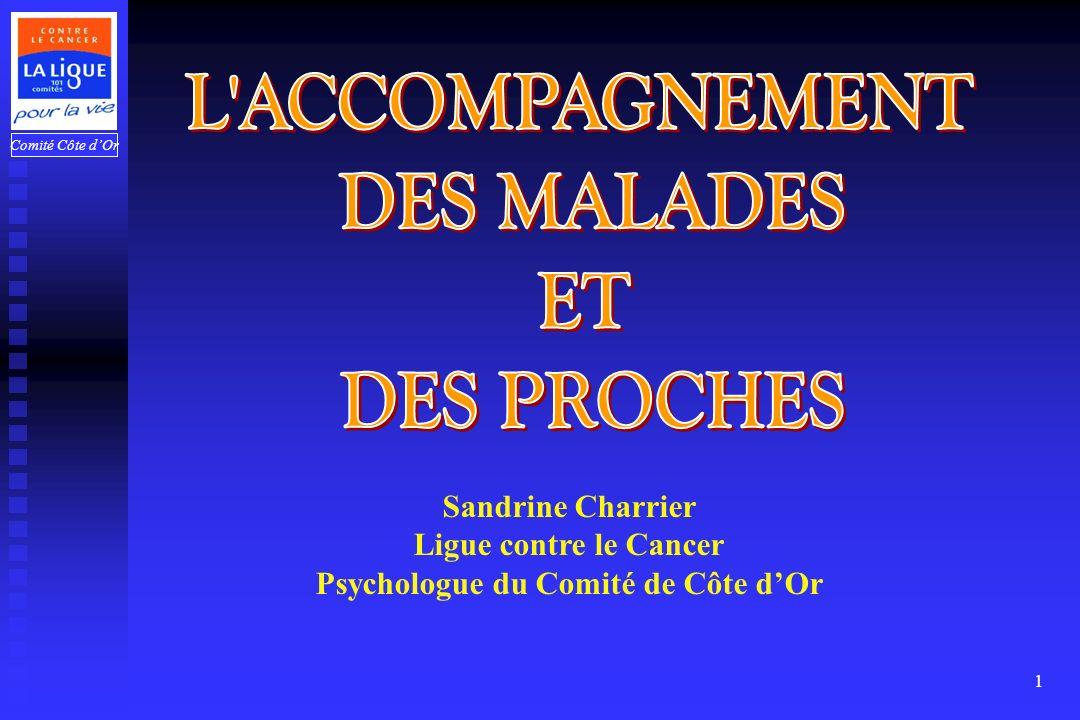 Psychologue du Comité de Côte d'Or