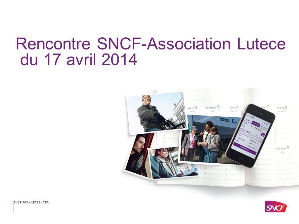 Rencontre SNCF - Lutece