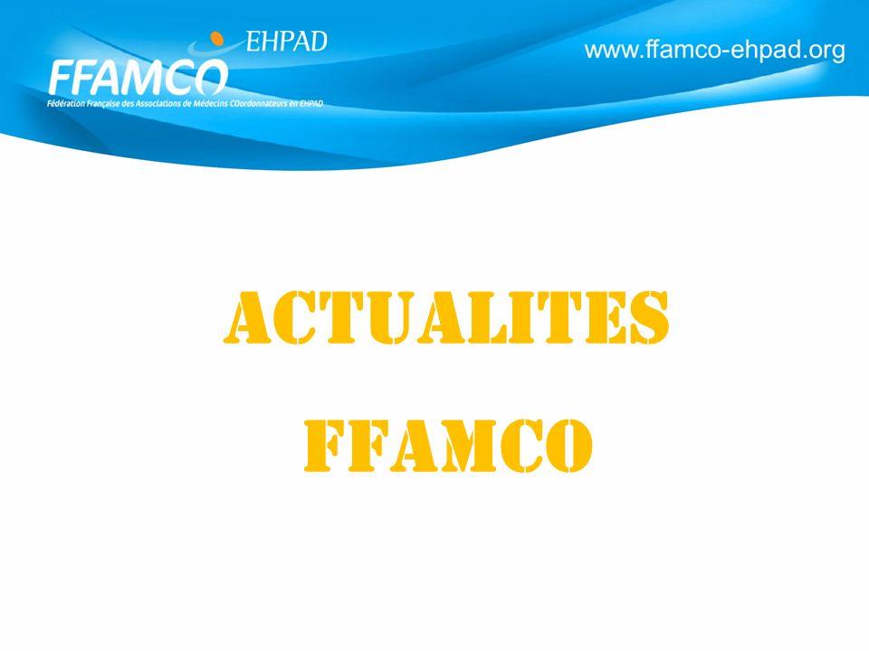 ACTUALITES FFAMCO