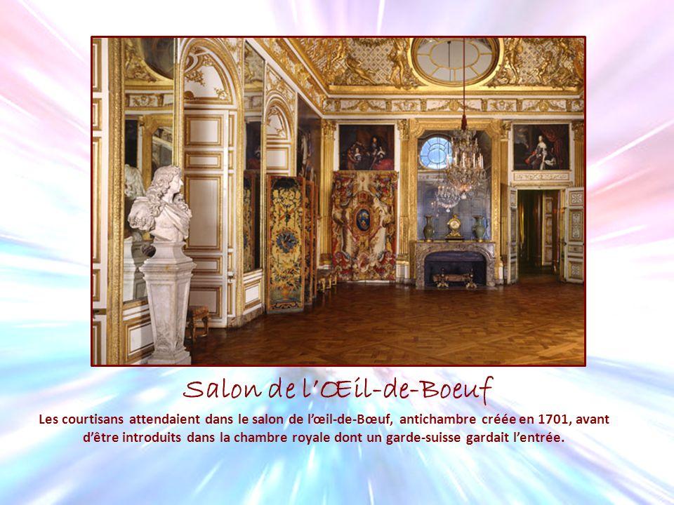 Salon de l'Œil-de-Boeuf