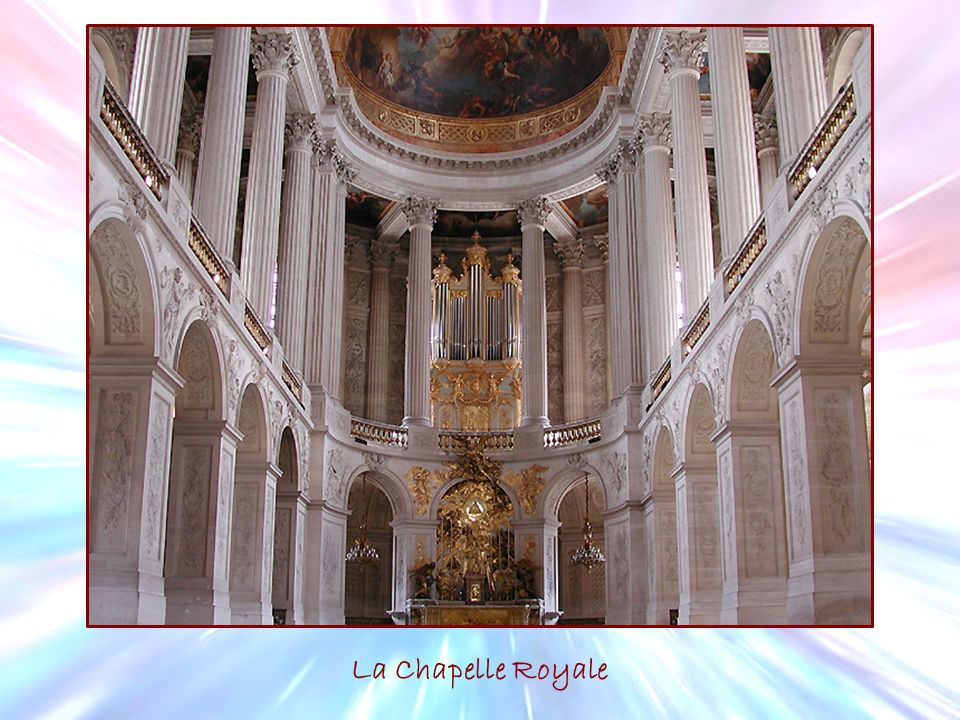 La Chapelle Royale