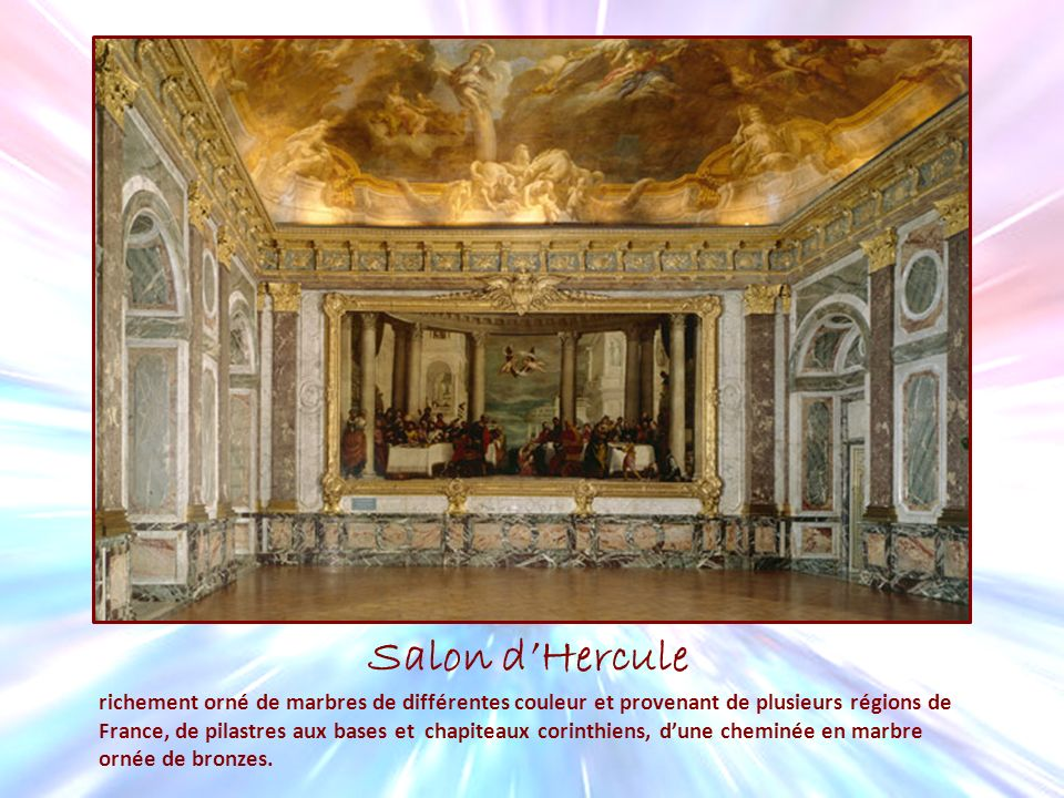Salon d'Hercule