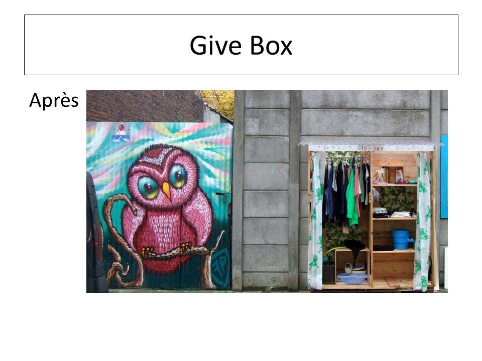 Give Box Après
