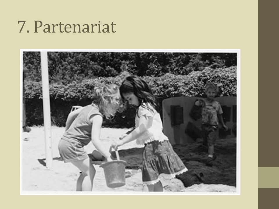 7. Partenariat