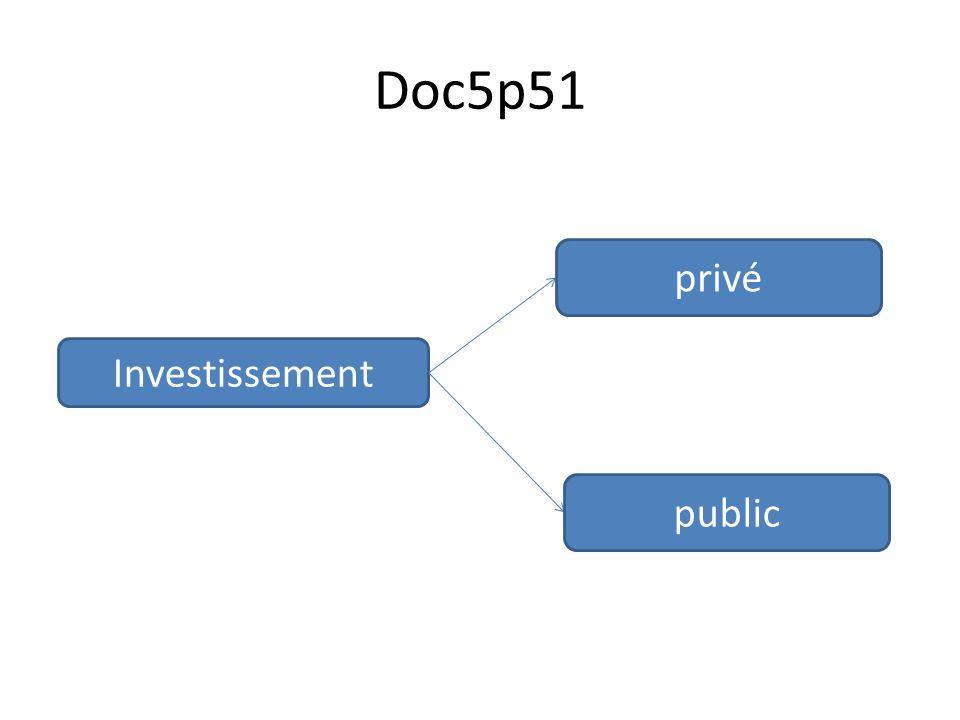 Doc5p51 privé Investissement public