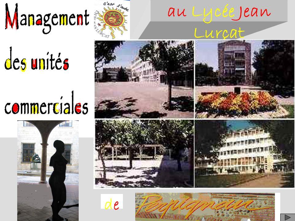 au Lycée Jean Lurçat de
