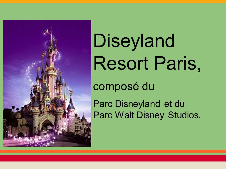 Diseyland Resort Paris,