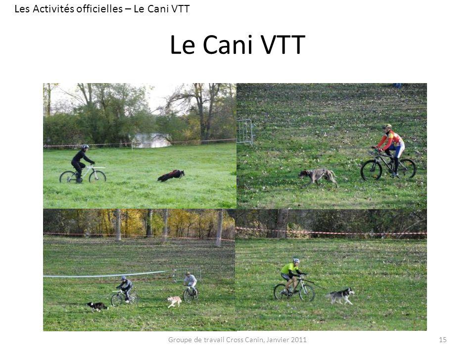 Le Cani VTT Les Activités officielles – Le Cani VTT