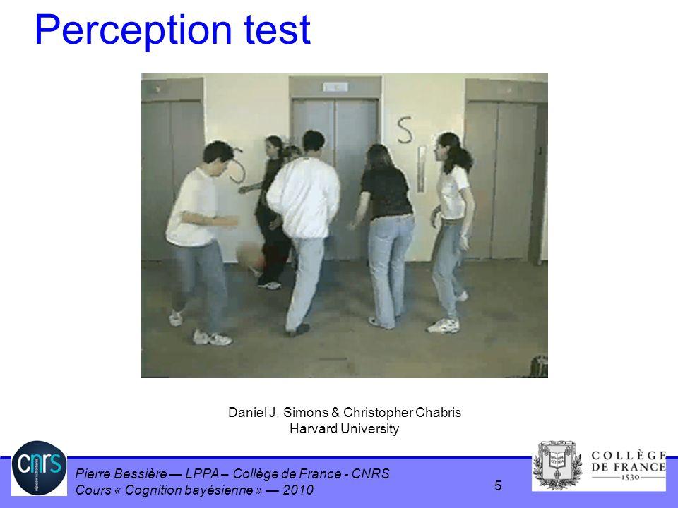 Daniel J. Simons & Christopher Chabris