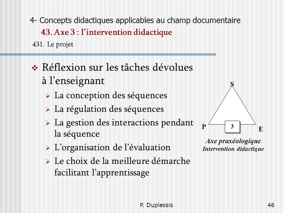 Intervention didactique