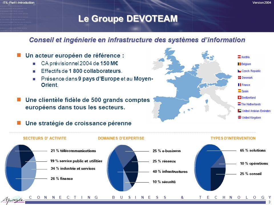 Conseil et ingénierie en infrastructure des systèmes d'information