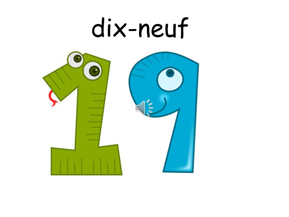 dix-neuf How are you