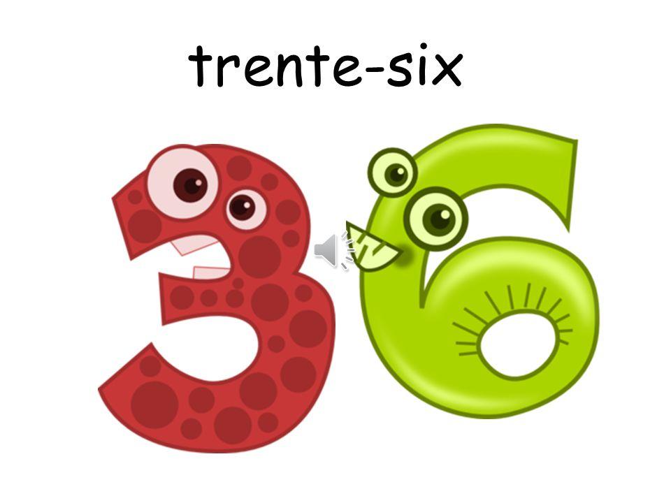 trente-six